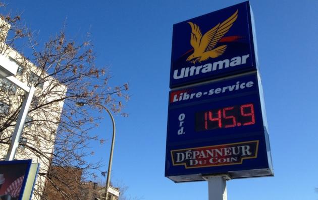 Prix Essence Montreal >> Le Prix De L Essence A Augmente De 10 A 15 Cents Le Litre A