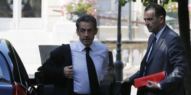 Nicolas Sarcozy Trafic D Influence Et Corruption Actualite Faits Divers