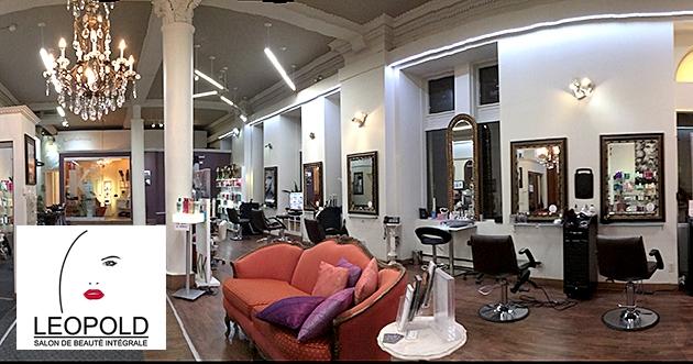 Salon LEOPOLD | Coiffure - Esthétique