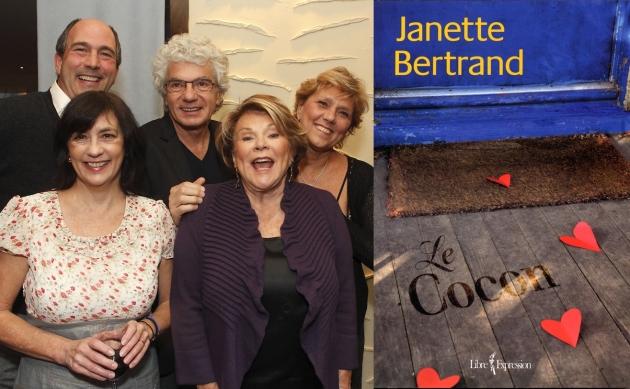 Un Nouveau Roman Pour Janette Bertrand Le Cocon Livres Arts Et Spectacles