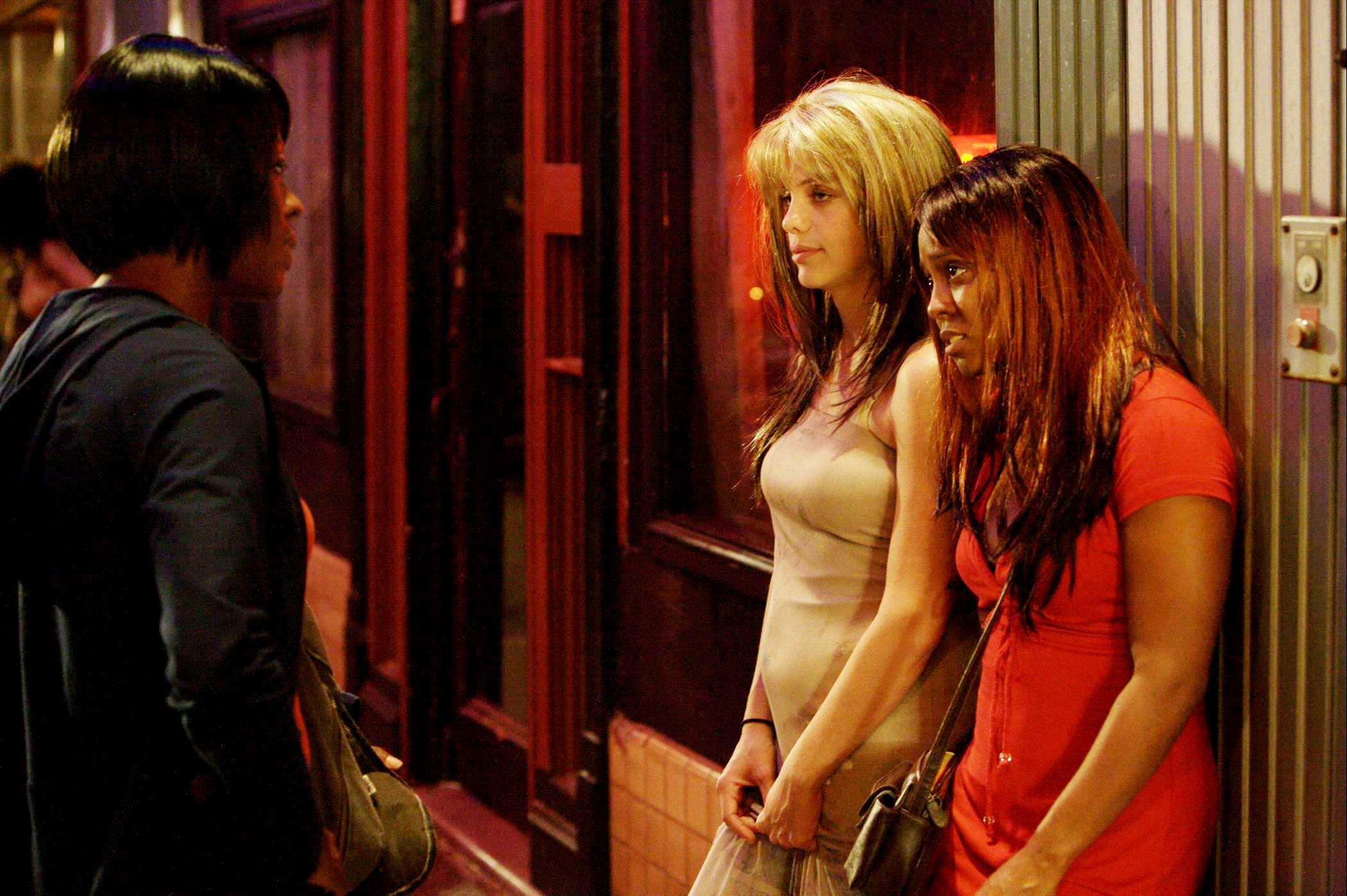 prostituees dans la rue