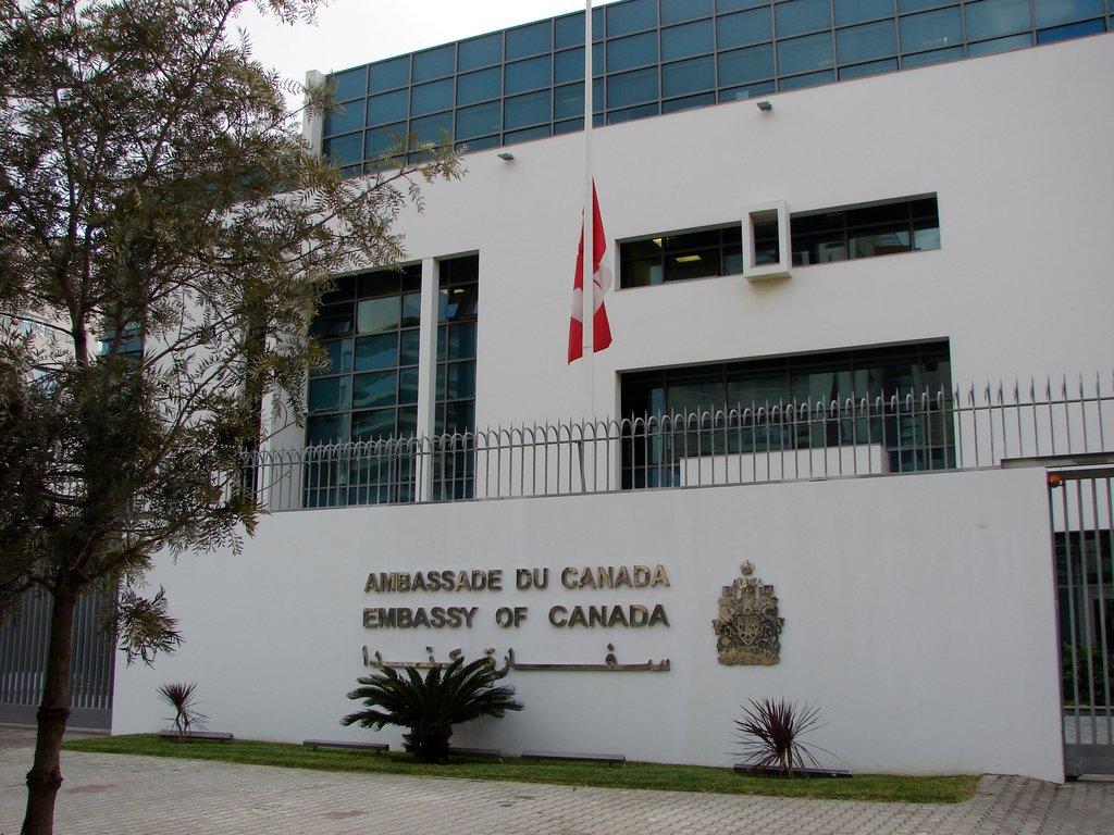 ambassade canada en tunisie